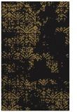 rug #1068974 |  brown traditional rug