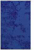 rug #1069050    blue-violet damask rug