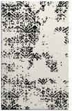 rug #1069090 |  black faded rug