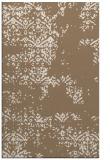 rug #1069102 |  mid-brown damask rug