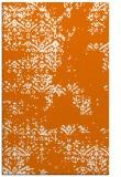 rug #1069154 |  orange faded rug