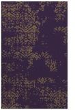 rug #1069190 |  purple damask rug