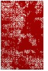 rug #1069198 |  red traditional rug