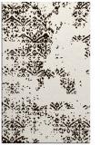 rug #1069246 |  brown traditional rug