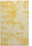 rug #1069262 |  yellow faded rug