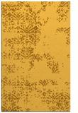 rug #1069274 |  yellow faded rug
