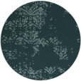 rug #1069393 | round faded rug