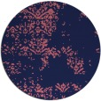 rug #1069410 | round faded rug