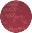 rug #1069412 | round faded rug