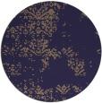 rug #1069422 | round beige faded rug