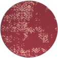 rug #1069542 | round traditional rug