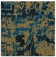 rug #1070078 | square black rug