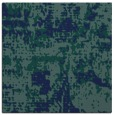 rug #1070090 | square blue faded rug