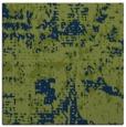 rug #1070094 | square blue rug