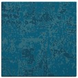 rug #1070102 | square blue-green faded rug