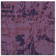 rug #1070150 | square blue-violet faded rug