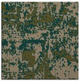 rug #1070166 | square brown faded rug
