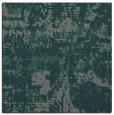 rug #1070182 | square blue-green popular rug