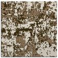 rug #1070206 | square beige graphic rug