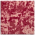 rug #1070278 | square faded rug