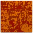 rug #1070306 | square red faded rug