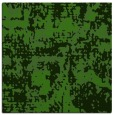 rug #1070334 | square light-green faded rug