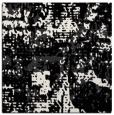 rug #1070338 | square black graphic rug