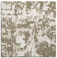 rug #1070362 | square white graphic rug