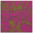 rug #1070394 | square pink rug