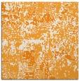 rug #1070410 | square light-orange faded rug