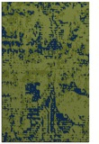 rug #1070830 |  green graphic rug