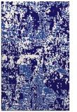 rug #1070890 |  blue-violet faded rug