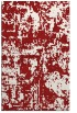 rug #1071046    red faded rug