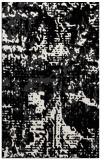 rug #1071074 |  black faded rug