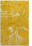 rug #1071102 |  yellow faded rug