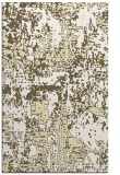 rug #1071106 |  yellow faded rug
