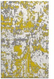 rug #1071110 |  yellow faded rug