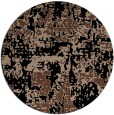 rug #1071171   round faded rug