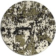 rug #1071180 | round faded rug