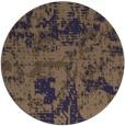 rug #1071262   round beige graphic rug