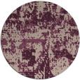 rug #1071319 | round graphic rug