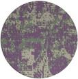 rug #1071338   round purple popular rug