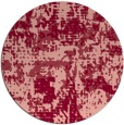 rug #1071384 | round faded rug