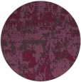 rug #1071392 | round faded rug