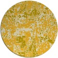 rug #1071472 | round faded rug