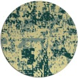 rug #1071487 | round graphic rug