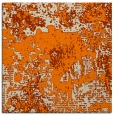 rug #1071890 | square beige abstract rug