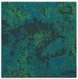 rug #1071958 | square blue abstract rug