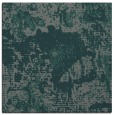 rug #1072022 | square green rug