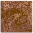 rug #1072038 | square brown graphic rug